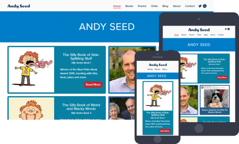 Andy Seed website
